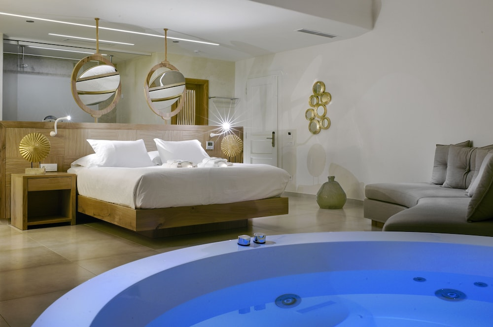 Room, Anax Resort & Spa
