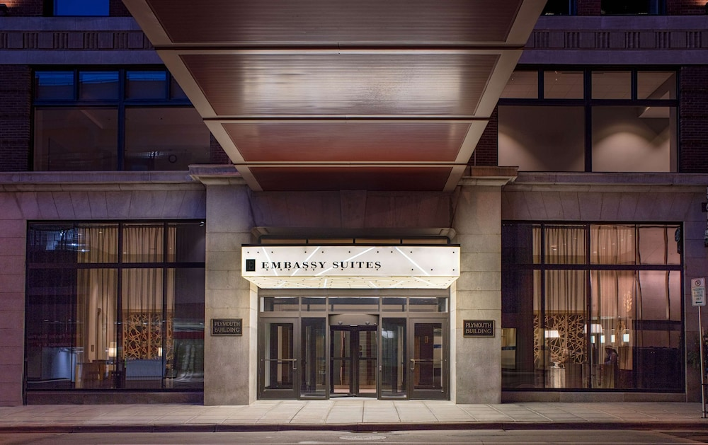 Exterior, Embassy Suites by Hilton Minneapolis Downtown
