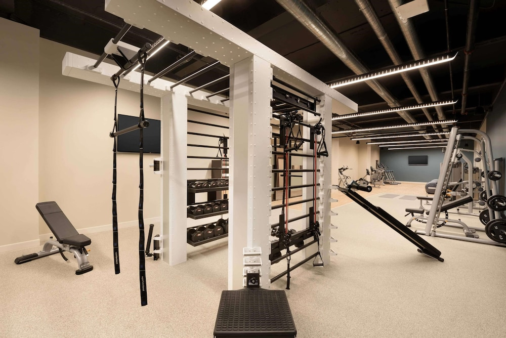 Fitness Facility, Embassy Suites by Hilton Minneapolis Downtown