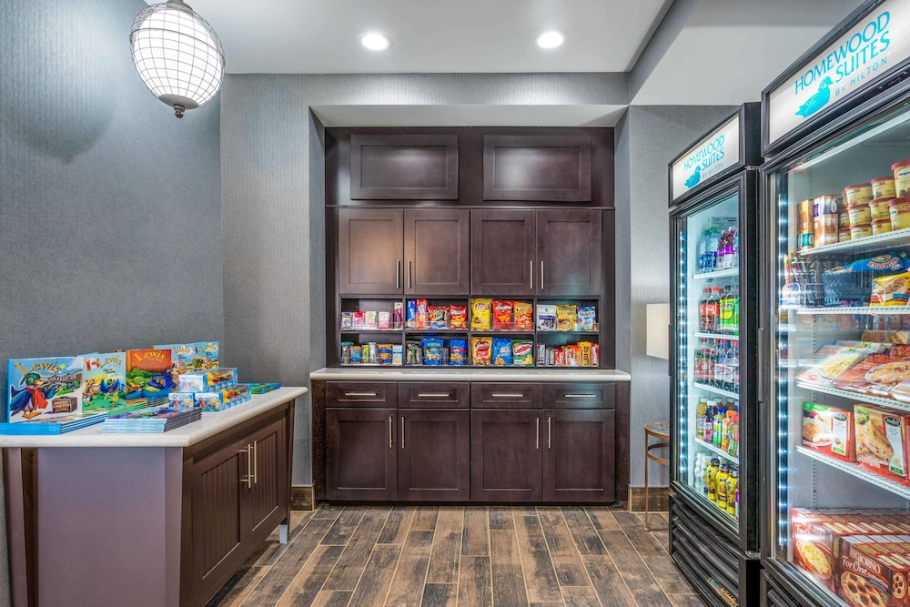 Snack Bar, Homewood Suites By Hilton Philadelphia Plymouth Meeting