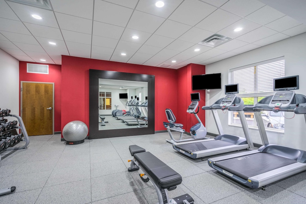 Fitness Facility, Homewood Suites By Hilton Philadelphia Plymouth Meeting