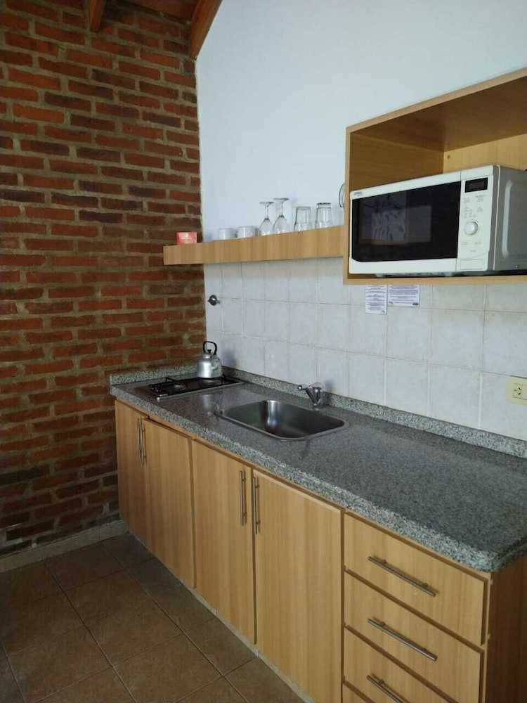 Private Kitchenette, Hotel La Loma Federación