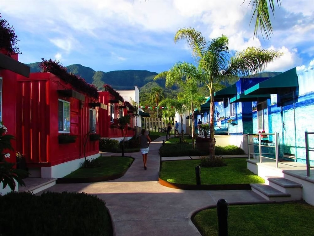 Visit Monte Coxala Spa on your trip to Jocotepec or Mexico