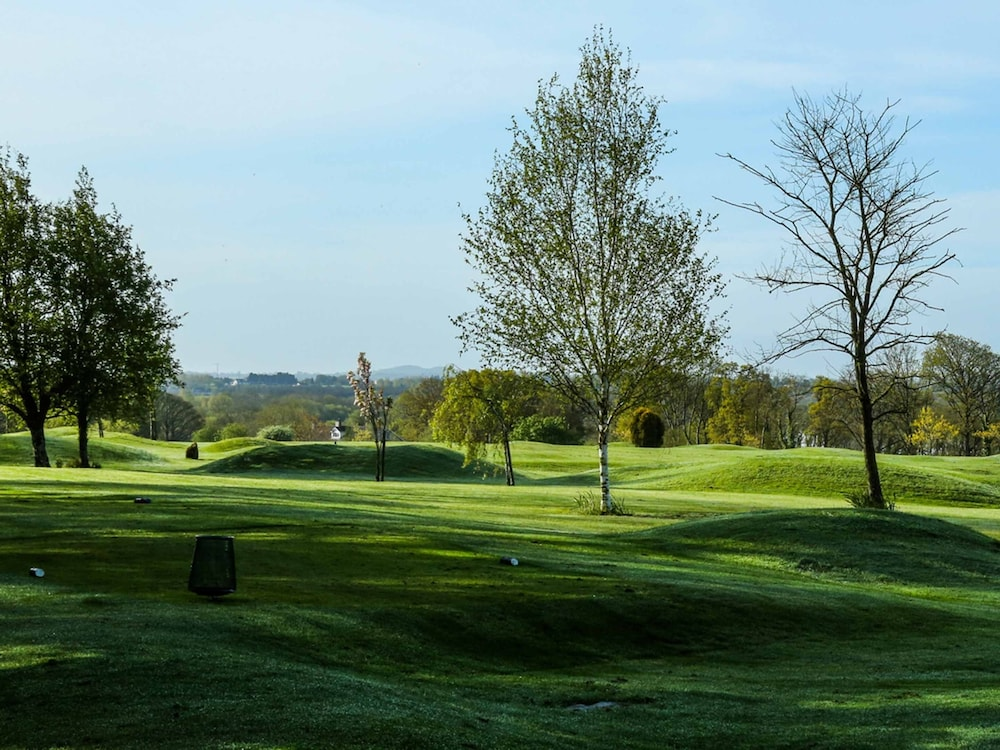 Golf, Crover House Hotel