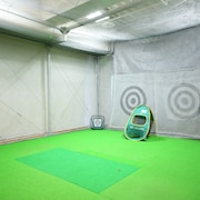 室內高爾夫練習場