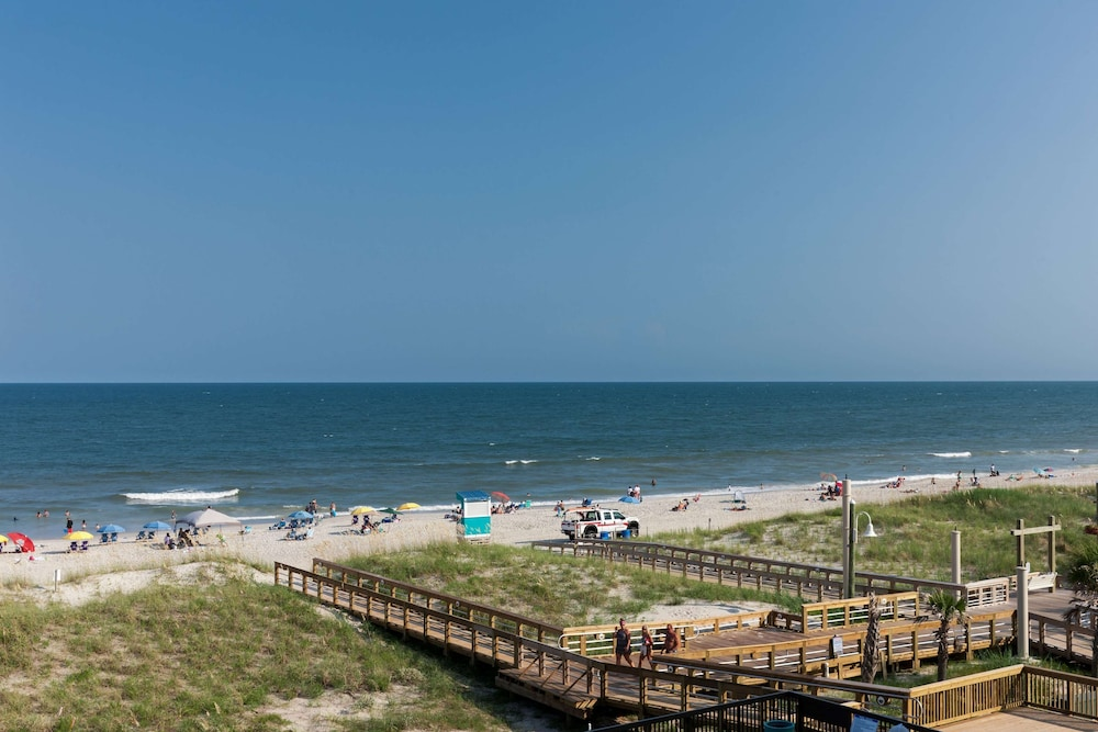 Beach, Hampton Inn & Suites by Hilton Carolina Beach Oceanfront