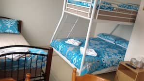 In-room safe, cots/infant beds, wheelchair access