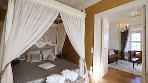 2 slaapkamers, een kluis op de kamer, een bureau, gratis wifi