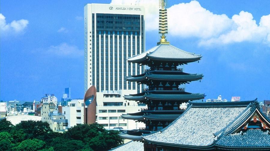 浅草豪景酒店