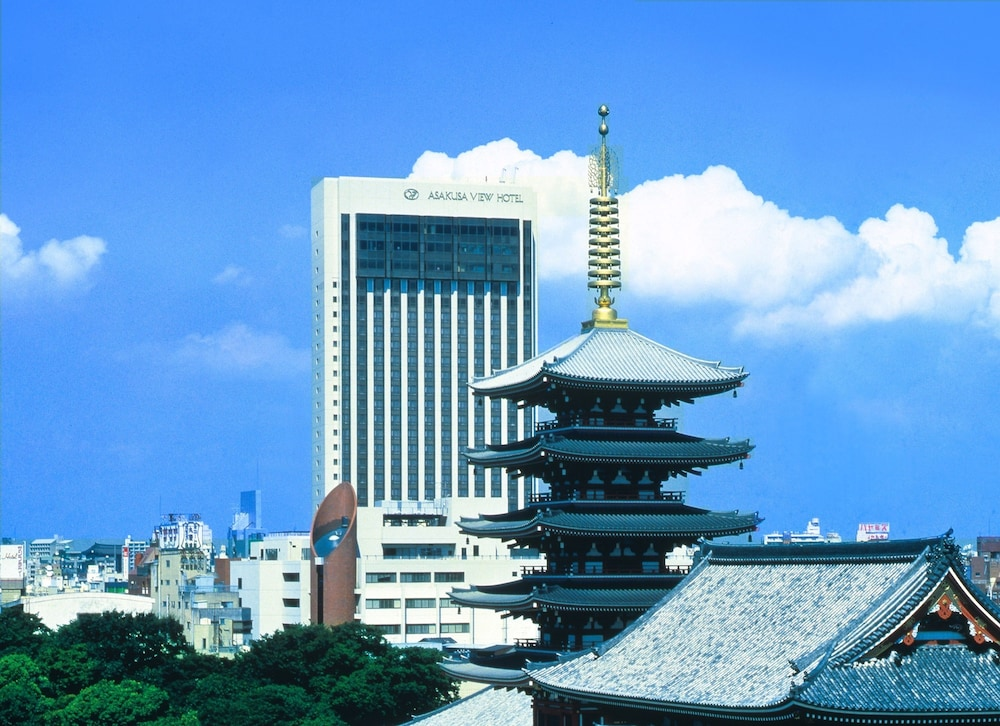 Featured Image, Asakusa View Hotel
