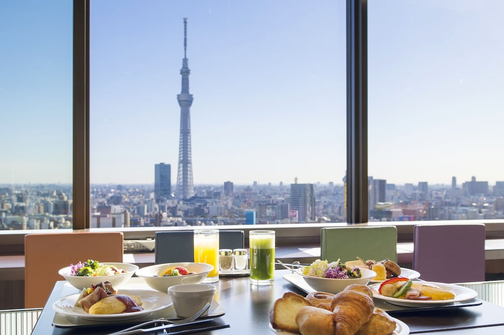 Breakfast Area, Asakusa View Hotel