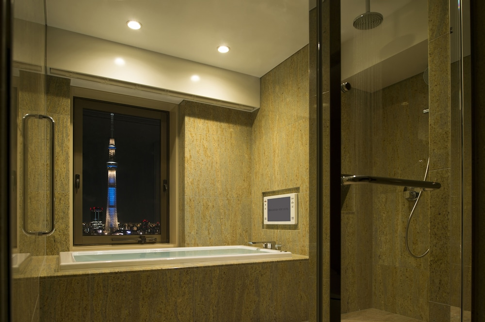 Bathroom, Asakusa View Hotel