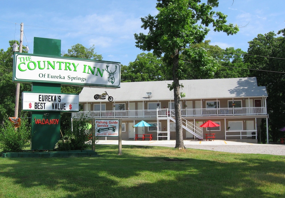 The Country Inn Of Eureka Springs In Hotel Rates Reviews On Orbitz