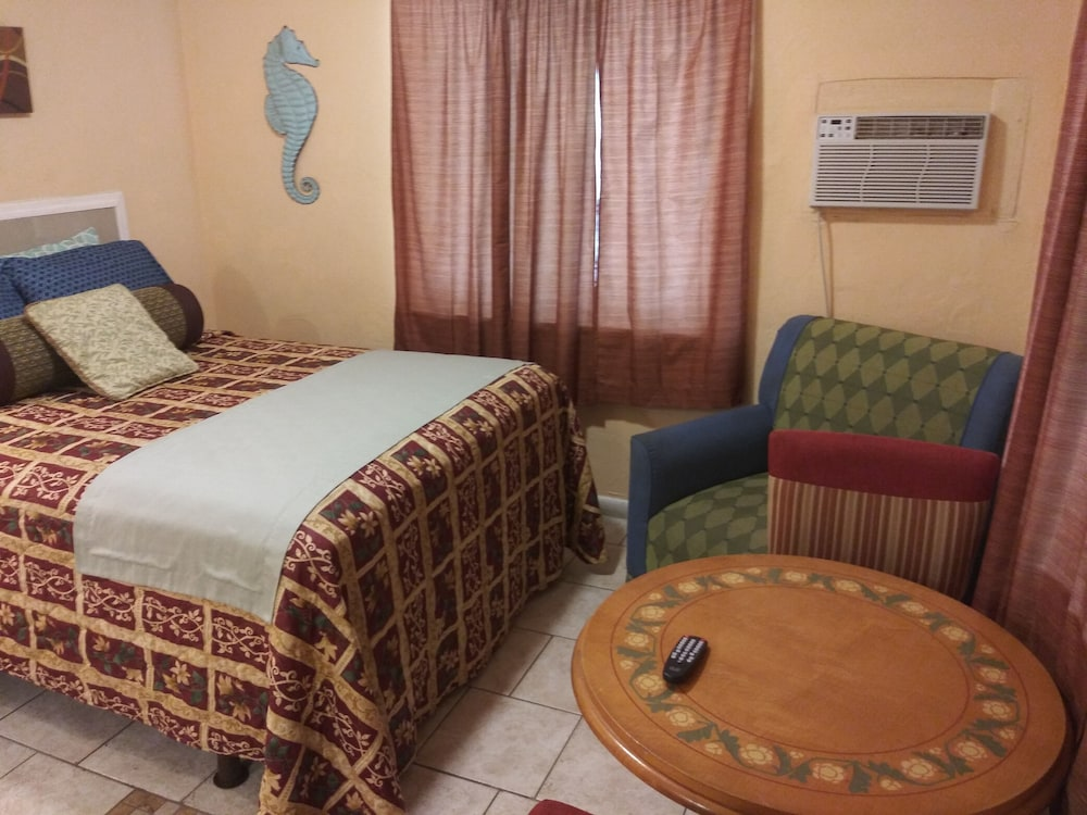 Room, Siesta Motel