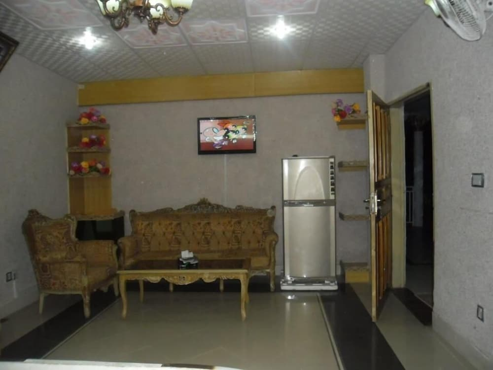 Living Area, Bhurban Apartments