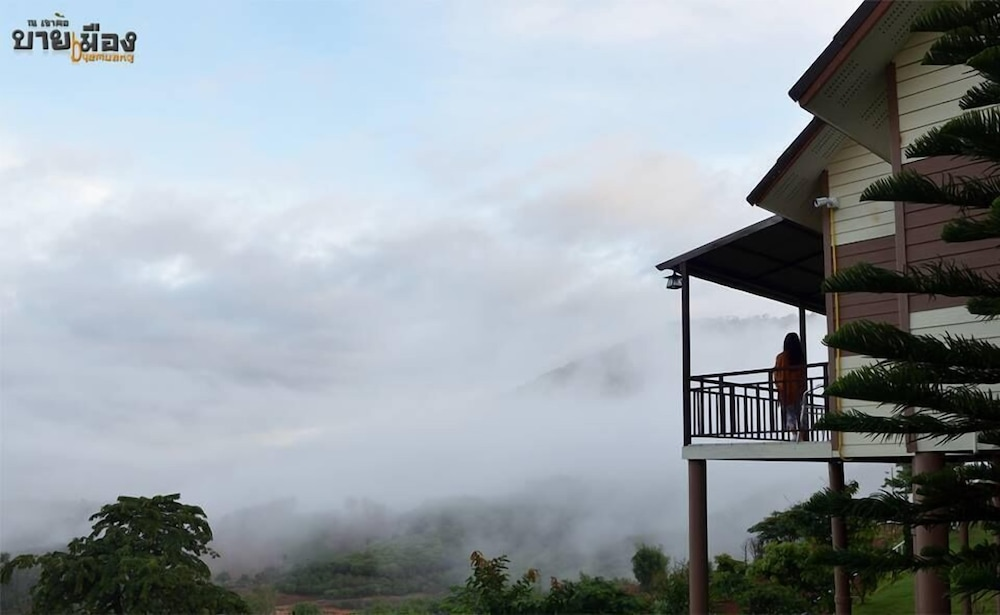 Mountain View, Byemuang Khaokho Resort View Talaymok