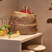 Themakamer voor kinderen
