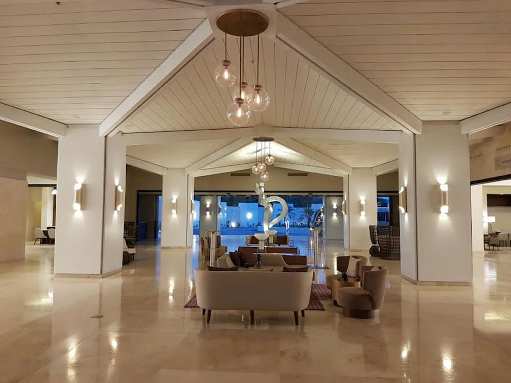 View From Hotel Featured Image Interior Entrance