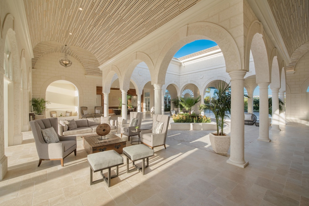 Lobby, The Shore Club Turks and Caicos