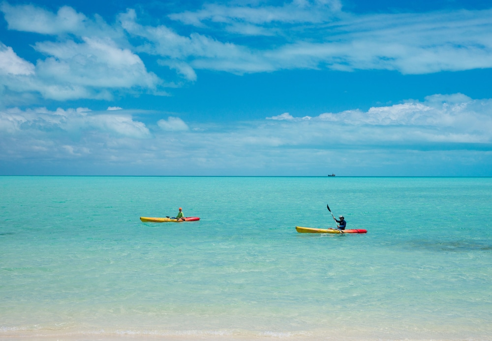 Kayaking, The Shore Club Turks and Caicos