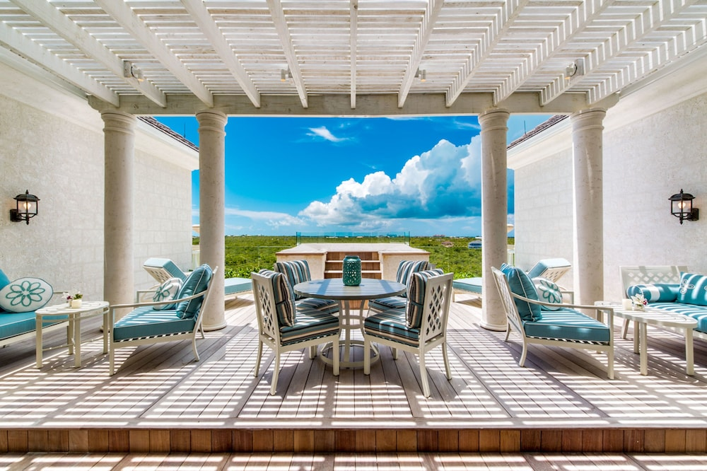 Terrace/Patio, The Shore Club Turks and Caicos
