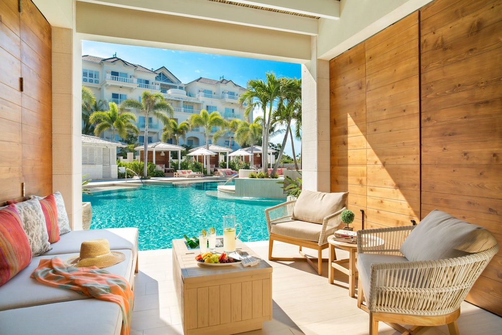 Outdoor Pool, The Shore Club Turks and Caicos