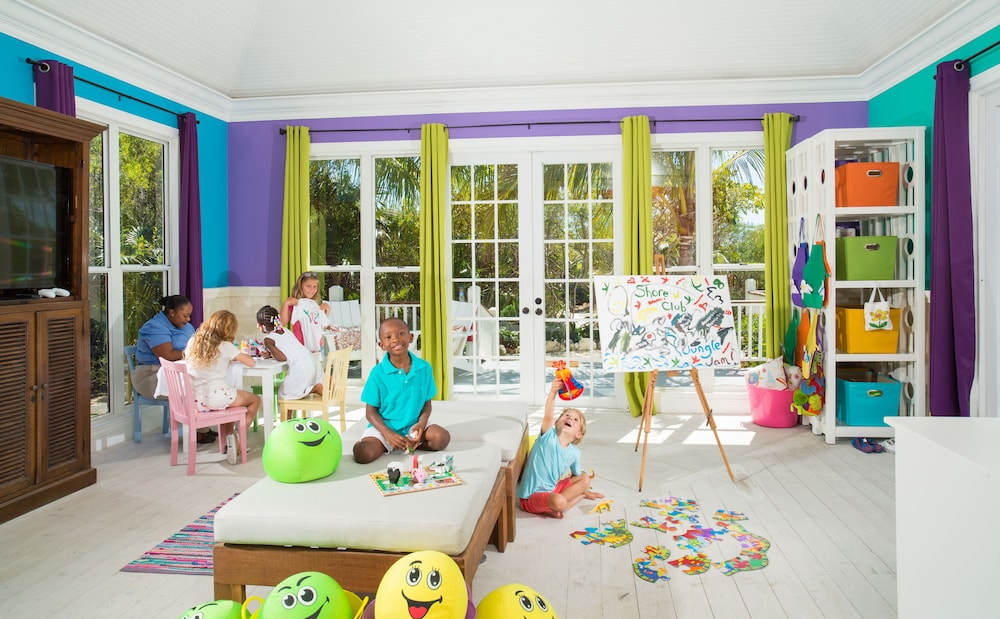 Children's Play Area - Indoor, The Shore Club Turks and Caicos
