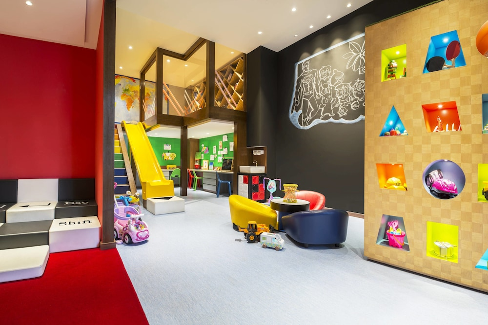 Children's Play Area - Indoor, W Goa