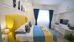 Una cassaforte in camera, letti aggiuntivi (a pagamento), Wi-Fi gratuito