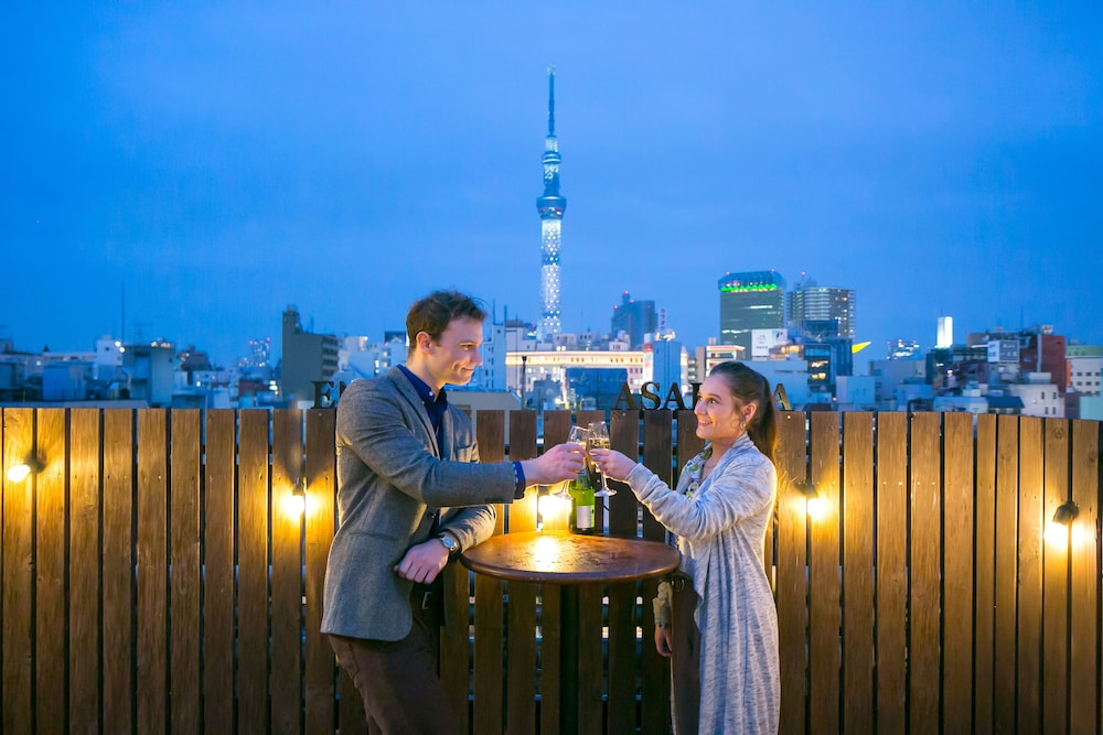 enaka asakusa central hostel予約 東京 エクスペディア