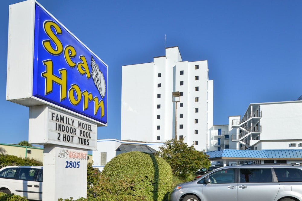 Sea Horn Motel Myrtle Beach Reviews