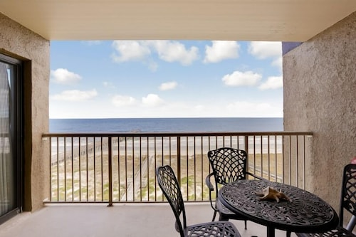 Balcony, Amelia By The Sea - 775 ASea - 2 Br Condo