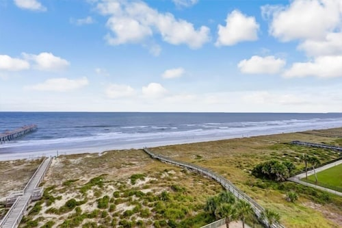 Beach/Ocean View, Amelia By The Sea - 775 ASea - 2 Br Condo