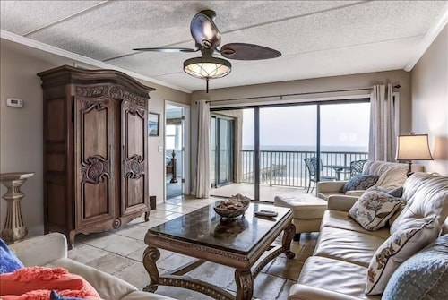 Living Room, Amelia By The Sea - 775 ASea - 2 Br Condo
