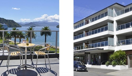 Luxury Waterfront Apartments Picton