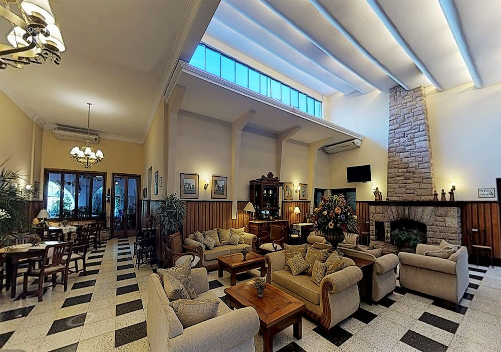 Lobby Sitting Area, Gran Hotel del Paraguay