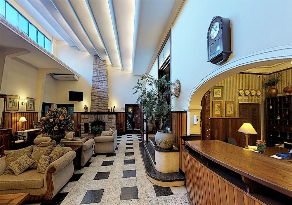 Lobby Lounge, Gran Hotel del Paraguay