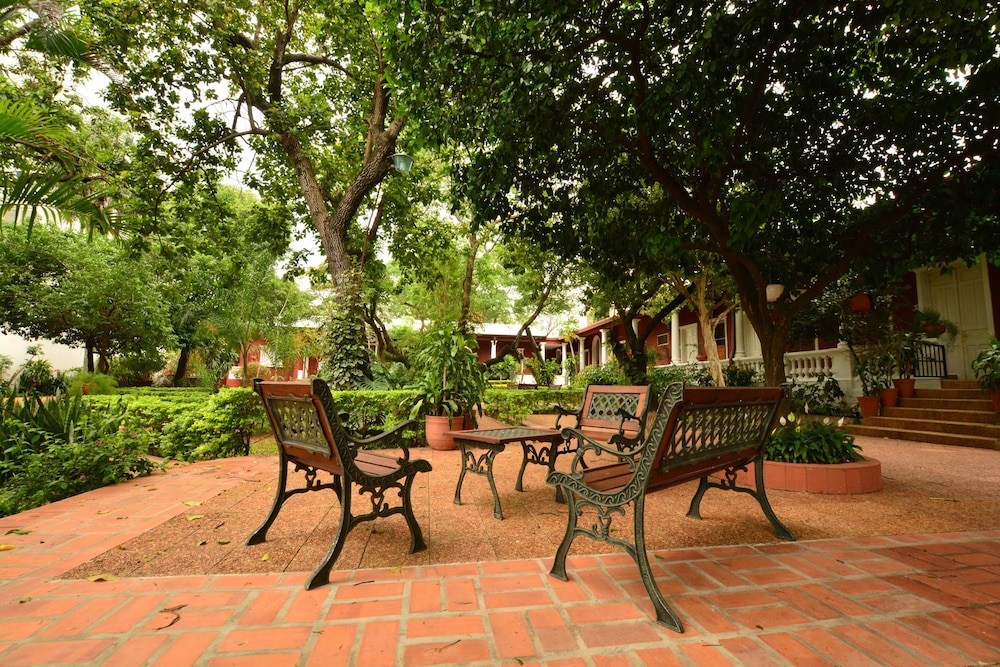 Property Grounds, Gran Hotel del Paraguay