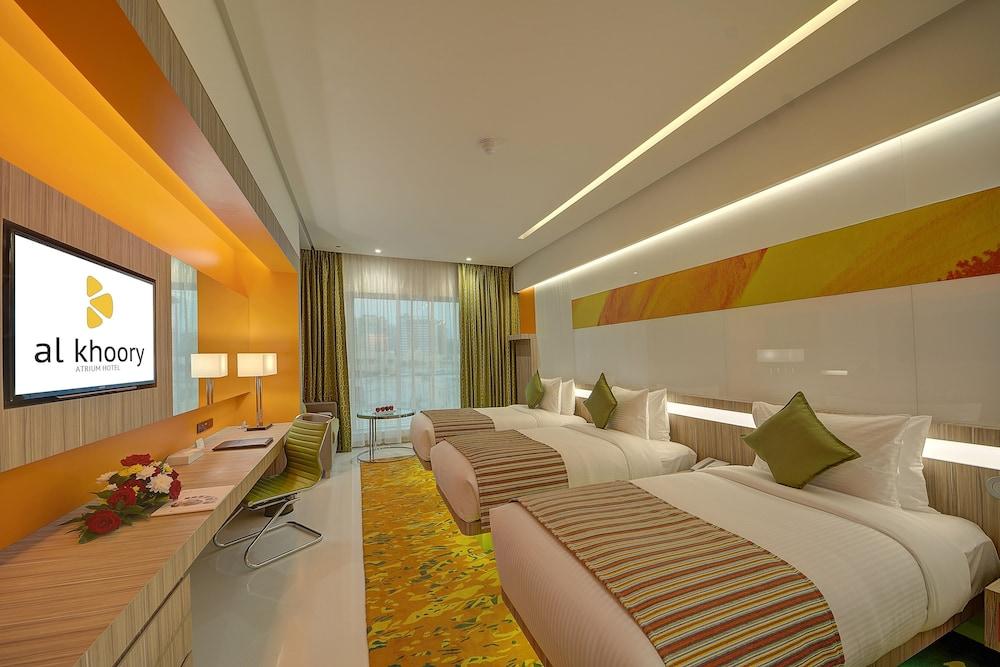 Al khoory atrium hotel in dubai hotel rates reviews on for Dubai hotel rates