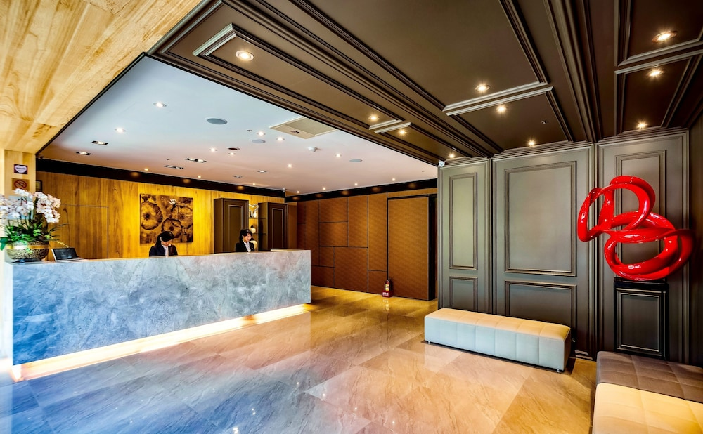 Green World Hotel Songshan In Taipei Hotel Rates Reviews On Orbitz