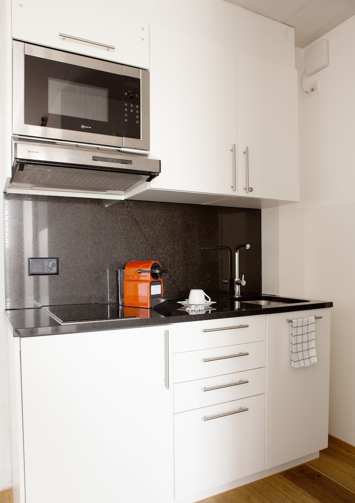 Private Kitchenette, Residence Appartements