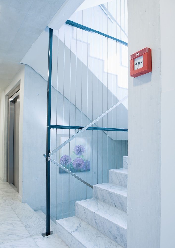 Staircase, Residence Appartements
