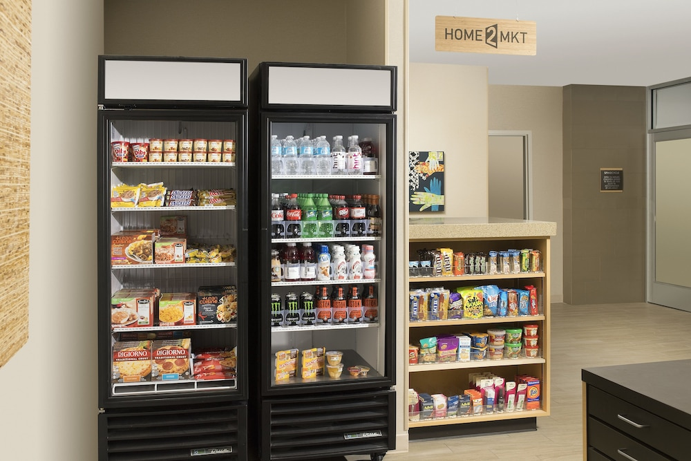Snack Bar, Home2 Suites by Hilton Denver International Airport