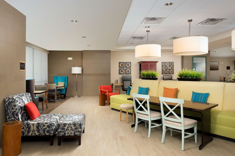 Reception, Home2 Suites by Hilton Denver International Airport