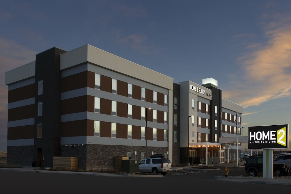 Exterior, Home2 Suites by Hilton Denver International Airport