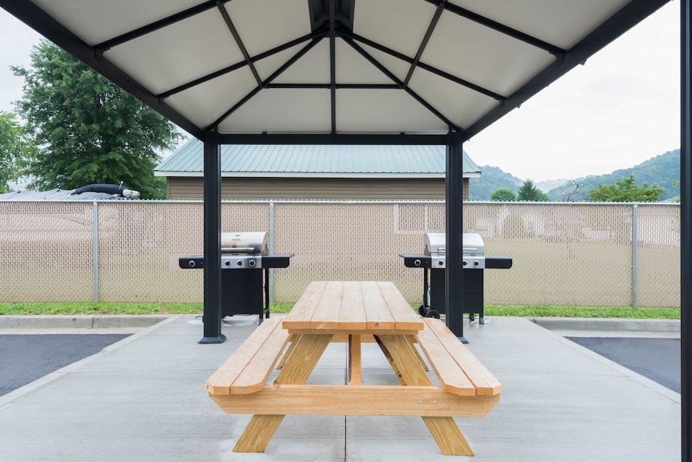 BBQ/Picnic Area, Microtel Inn & Suites By Wyndham New Martinsville