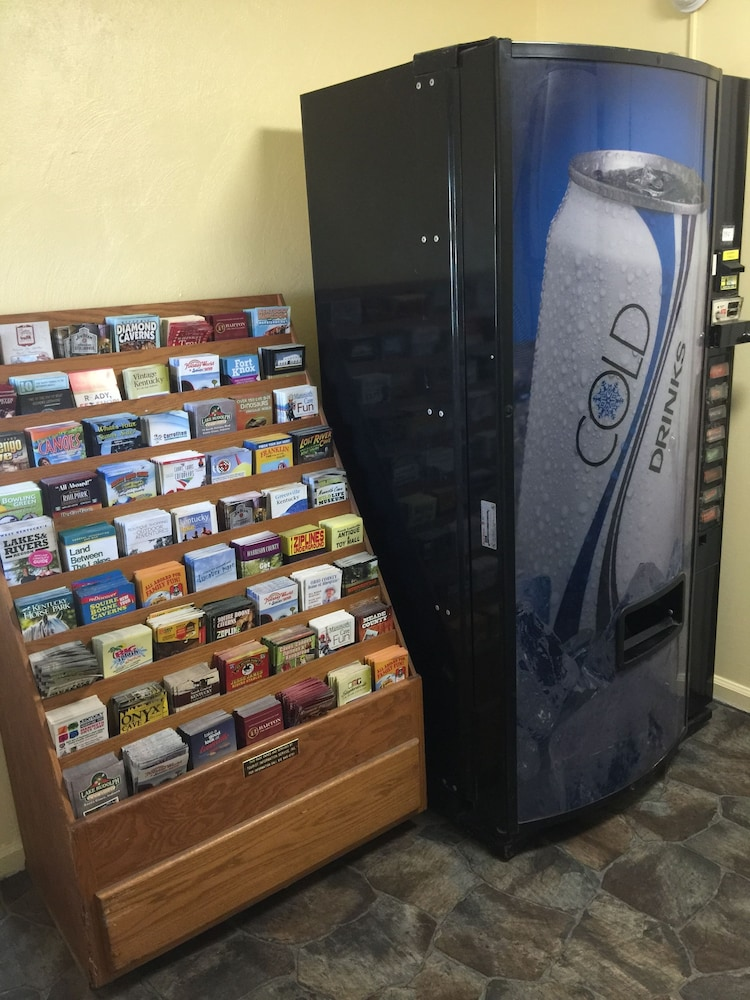 Vending Machine, Old Kentucky Home Motel