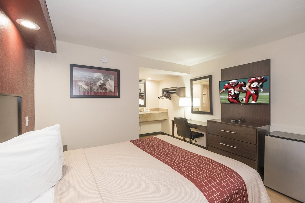 Room, Red Roof Inn Wildwood – Cape May/Rio Grande