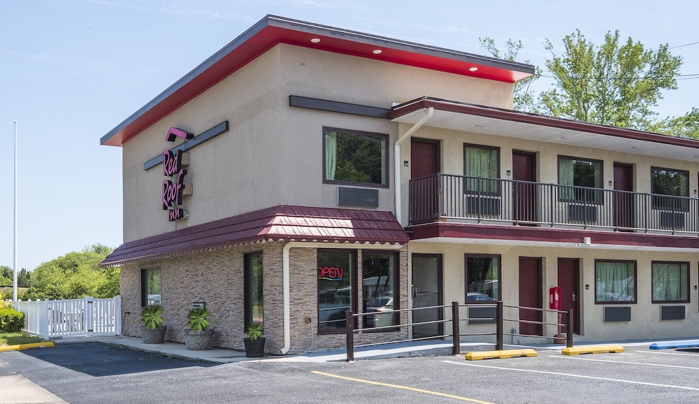 Exterior, Red Roof Inn Wildwood – Cape May/Rio Grande