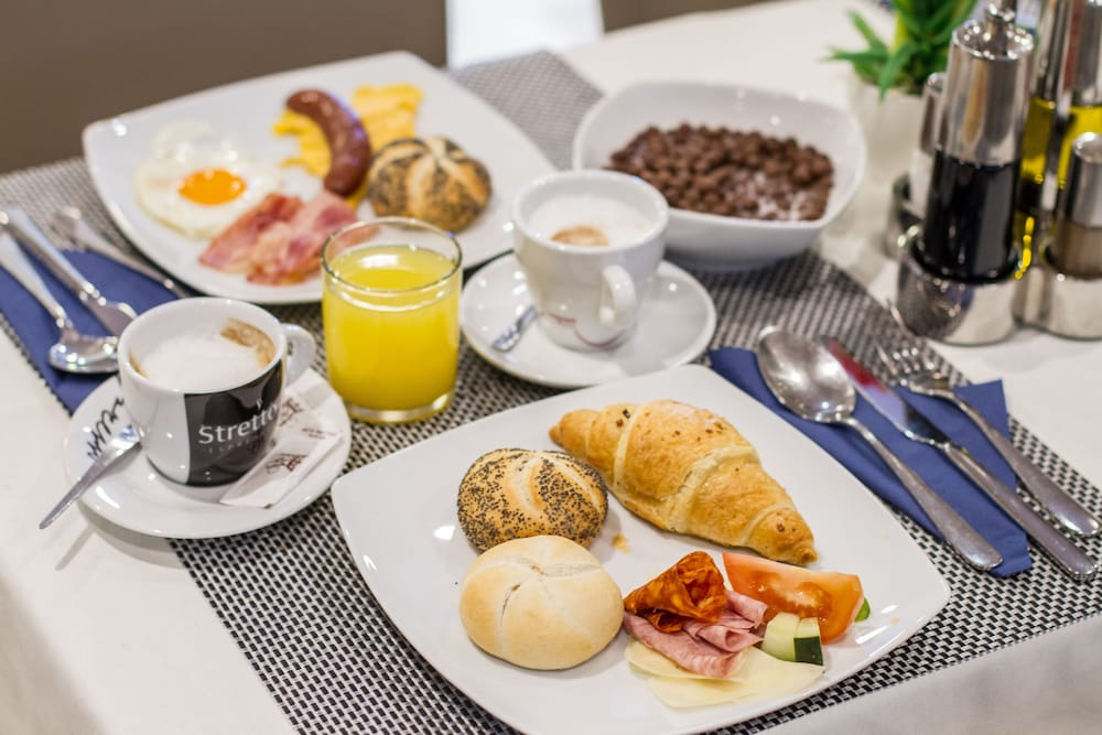 Breakfast Meal, Royal Airport Hotel